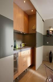 cuisine dans un placard dominique dillies cuisine placard