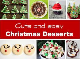 cute u0026 easy christmas desserts u2013 south shore mamas