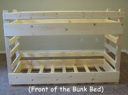 Build A Bunk Bed Do It Yourself Bunk Beds Building A Bunk Bed Our Home Notebook