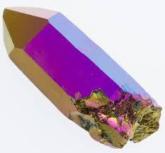 aura crystals aura crystals rainbow quartz point auracrystals