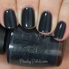 opi fifty shades of grey collection swatches u0026 review peachy