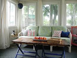diy sunroom makeover reveal