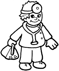 community helpers coloring page az coloring pages inside community