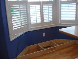 bay window seat 25 kitchen window seat ideas home stories a to z interior living room interesting white wooden bay window seat with seat base