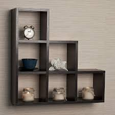 wall shelves design modern shelves for cubicle walls wall
