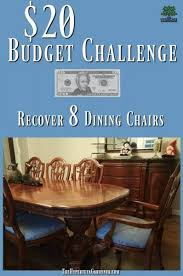 Recovering Dining Room Chairs The 25 Best Recover Dining Chairs Ideas On Pinterest