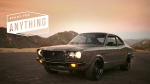mazda 4 by 4 this mazda rx 3 is ready for anything youtube