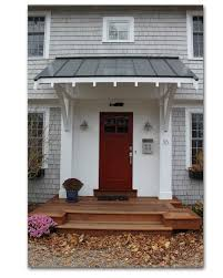 front entryways should reflect the style of the interior of the