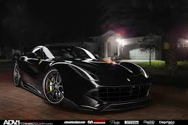 Ferrari F12 Black - ferrari f12 berlinetta by adv 1 wheelstuningcult