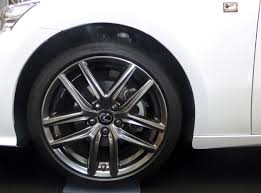 lexus is350 wheels and tires file the tire wheel of lexus is300h f sport ave30 jpg
