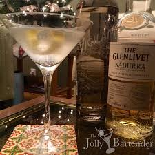 martini snowball the jolly bartender december 2016