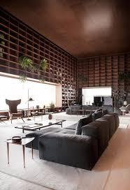 crazy beautiful spenthouse in são paulo by studio mk27