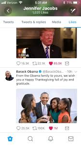 on obama s thanksgiving message came out