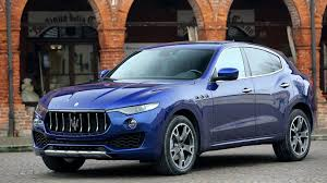 blue maserati maserati levante diesel 2016 review by car magazine