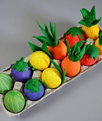 Vegetable And Fruit Decoration Things To Make And Do Crafts And Activities For Kids The Crafty