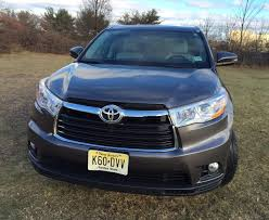 stanced jeep review 2014 toyota highlander proves itself a well mannered suv