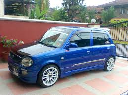 daihatsu cuore modified image 3