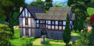 building a house online how to build a tudor house in the sims 4 sims online
