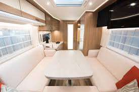 Motor Home Interiors This New Motorhome Is Powered Entirely By Solar Panels