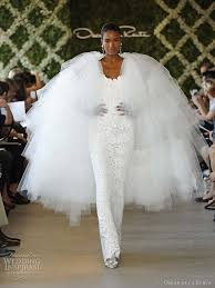 oscar de la renta lace wedding dress oscar de la renta bridal 2013 wedding dresses wedding