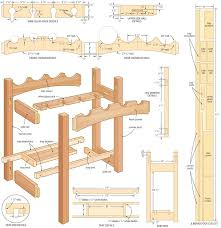 plans to build wine rack wood plans pdf download wine rack wood