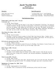 Landscaping Job Description For Resume by Resume