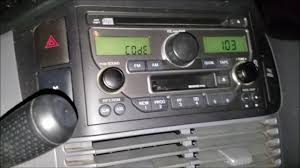 radio serial number honda accord how to get honda radio serial number unlock the radio and how to