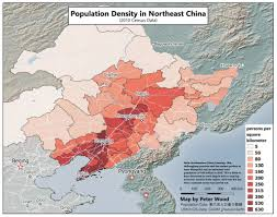 China Time Zone Map by Strategic Assessment China U0027s Northern Theater Command Jamestown