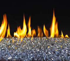 glass rocks for fire pit download gas fireplace crystals solidaria garden