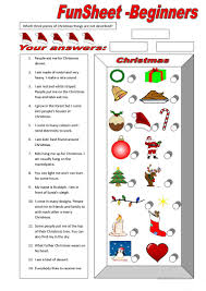Esl Homonyms Worksheet 785 Free Esl Christmas Worksheets