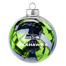 seattle seahawks tree ornaments