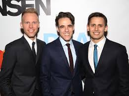 photo coverage on the opening night red carpet for dear evan hansen