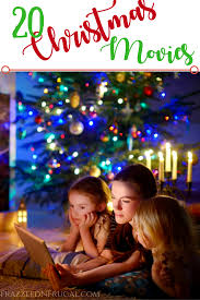 20 family christmas movies frazzled n frugal