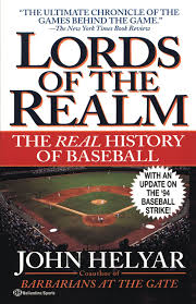 amazon com the lords of the realm the real history of baseball