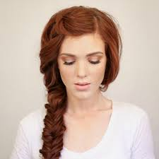 Cherry Red Hair Extensions by The Freckled Fox New Hair Tutorial Look And An Announcement
