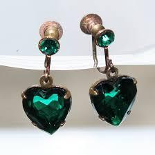 sparkly green earrings 82 best jo s jewellery images on back earrings