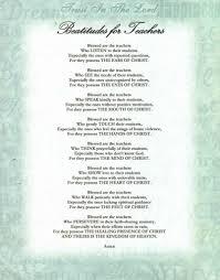 beatitudes for teachers my little bit of life