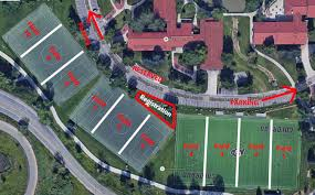 Folsom Field Map 2016 Spring Flag Football Championships