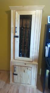 glass for gun cabinet door custom gun cabinet outdoor tips u0026 gear pinterest custom guns