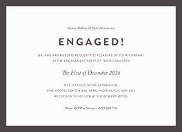 Engagement Party Invites Engagement Party Invitations Independent Designs Paperlust
