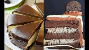 diy how to make and decorate chocolate cake most amazing
