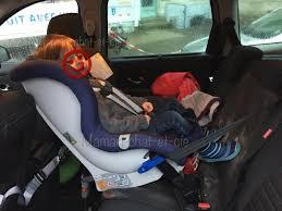 siège auto bébé dos à la route siège auto max way britax avis