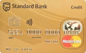 Sle Of Credit Card Statement by Platinum Credit Card Standard Bank South Africa