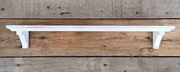Distressed Wood Shelves by Standard Shelf 3