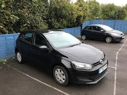 vw polo 1 2 s manual ac 5 door black excellent condition in