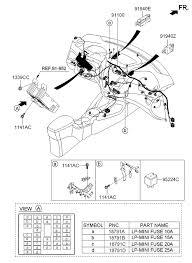 91940 1m500 genuine hyundai pdm relay box