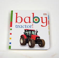 5x5 photo book baby tractor lift the flap board book 5x5 by dk kids books