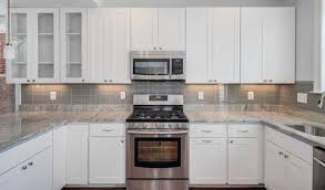 Backsplash Ideas For Black Granite Countertops The by Cabinet Awesome Tile Backsplash In Kitchen Ideas Prodigious Tile
