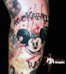 you need to about trash polka tattoos