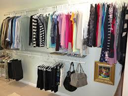 How To Build Closet Shelves Clothes Rods by Livelovediy The 50 Closet Makeover